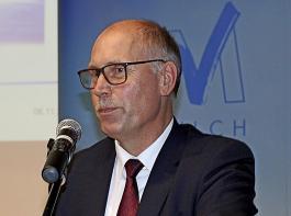 Konrad Rühl zeigte sich mit der  Verständigung bei der Kombinationshaltung zufrieden.