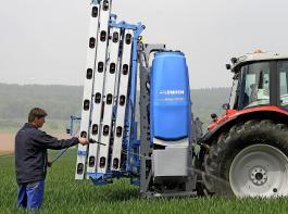 Der Einsatz chemischer Pflanzenschutzmittel in der  Europäischen Union soll gemäß der Farm-to-Fork-Strategie bis zum Jahr 2030 um die Hälfte reduziert werden.