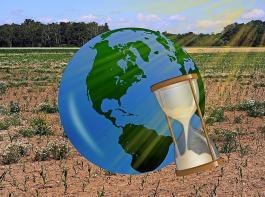 Die Zeit läuft: Laut Bundesumweltministerium wird deutlich, dass viele Folgen des Klimawandels gar nicht mehr vermieden werden können.