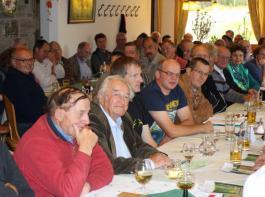 Beim sehr gut besuchten Waldbauerntag am 10. Oktober in Eisenbach-Schollach bestand Gelegenheit, Kritik und Anregungen loszuwerden.