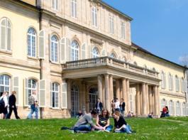 Schloss der Universität Hohenheim
