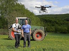Je Antragsteller werden maximal zwei Drohnen  gefördert.