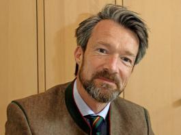 Ein Weidfeld ist für Michael Kauffmann eine Einheit - und so solle man es auch fördern.