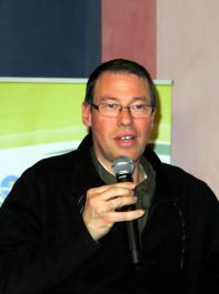 Thomas Sander arbeitet seit 13Jahren mit Direktsaat.