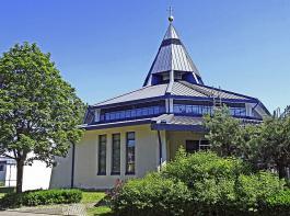 Sehenswert ist die Kirche St. Peter und Paul in Weil am Rhein.