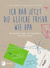 Feldhaus, Mehring-Fuchs (Hg.): Ich hab jetzt die gleiche Frisur wie Opa. Wie kranke Kinder und Jugendliche das Leben sehen.  Patmos Verlag 2014, ISBN 978-3-8436-0496-3; 14,99 Euro.