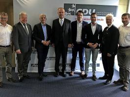 Volksbegehren thematisiert: Im Haus der Abgeordneten in Stuttgart empfing der CDU-Arbeitskreis für ländlichen Raum Vetreter des BLHV.