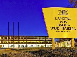 Blick nach Stuttgart: Der Landtag beschäftigt sich  in Kürze mit Themen, die für die Zukunft der Landwirtschaft im Land von großer Bedeutung sind.