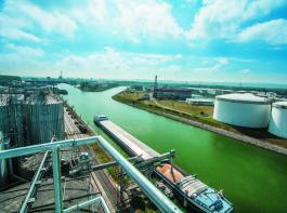 Auch in ihren Standort im Karlsruher Rheinhafen hat die ZG im vergangenen Jahr investiert.