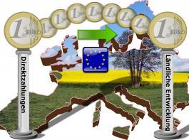 Im nächsten Jahr sollen mehr europäische Agrarfördermittel fließen.