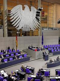 Im Bundestag prallten am 13. Januar ganz unterschiedliche Vorstellungen von der künftigen Ausrichtung der EU-Agrarpolitik aufeinander.