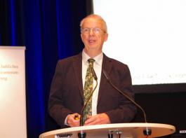 Dr. Volker Segger, Abteilungsleiter Betriebswirtschaft bei der LEL Schwäbisch Gmünd.