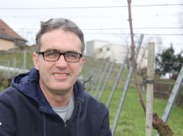 Ernst Weinmann ist Referatsleiter Weinbau und Versuchswesen beim Staatlichen Weinbauinstitut Freiburg.
