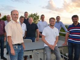 Die Mitglieder des Hagelfliegervereins Ortenau zogen Bilanz.
