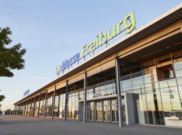 Drei Tage lang steht in Freiburg bei der neuen Fachmesse die Agrarbranche im Fokus.