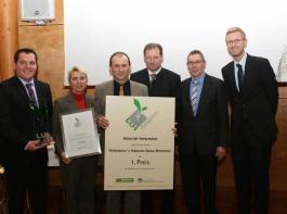 Mit dem L.U.I kann die  eigene Innovation groß rauskommen. Letztes Jahr gewannen Elvira und Heinrich Gretzmeier vom gleichnamigen Öko-Wein- und Sektgut in Merdingen den ersten Preis. Sie entwickelten eine Vakuum-Solar-Brennerei.