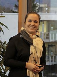 Lena Flubacher hat mit ihrem Weingut Erfolg.
