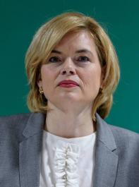 Julia Klöckner kritisierte bei ihrer Bilanz über ein Jahr im Ministeramt erneut eine zunehmende Polarisierung der agrarpolitischen Debatte in Deutschland.