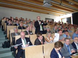 Die Bürgermeister hatten in Rottenburg einige Fragen.