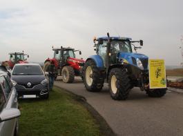 Die jüngsten Bauerndemonstrationen wertet der DBV als wichtiges Signal an die Politik.