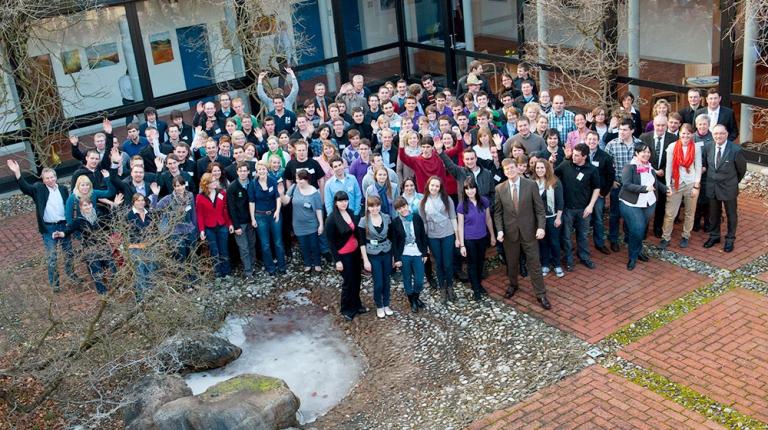 160 junge Teilnehmer und Referenten folgten der Einladung der Arbeitsgemeinschaft der Landjugend zum Bayerischen Jugend-Zukunftstag 2012