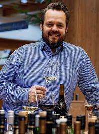 Stephan Danner, Geschäftsführender Vorstand der Durbacher Winzergenossenschaft