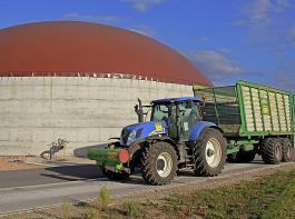 """Erst Top, dann Flop: Den Entwicklungsprozess für die Novelle des EEG wertet der Fachverband Biogas als """"Achterbahn der Gefühle""""."""