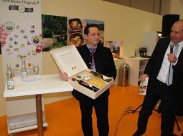 Landwirtschaftsminister Alexander Bonde präsentierte die