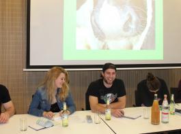 Die AG Junge Landwirte Breisgau-Hochschwarzwald tagte erstmals
