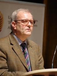Joachim Riedel, Betriebswirtschaftliches  Büro Göttingen, analysierte Maschinenkosten und Risiken von Kooperationen.