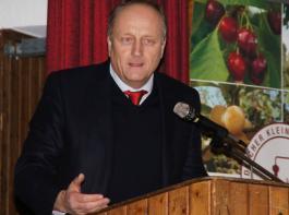 Joachim Rukwied, Präsident des Deutschen Bauernverbandes