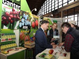 Die Bandbreite des Aussttellungs- und Informationsangebots ist bei den Friedrichshäfler Obstbaumessen sehr vielfältig.