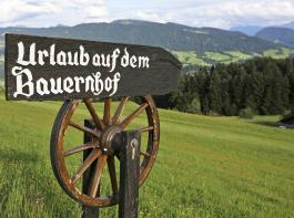 Die ersten Ferienhöfe in Baden-Württemberg haben wieder auf.