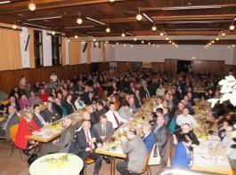 Die Jahresversammlung des Verbandes Badischer Klein- und Obstbrenner füllte am 5. Februar die Schlossberghalle in Ortenberg.