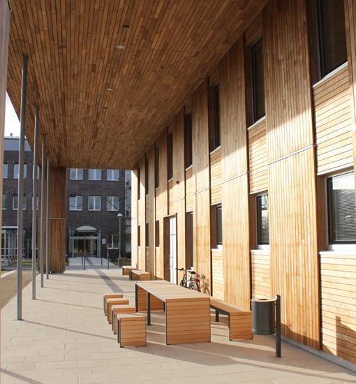 Holzbaupreis prämiert innovative Gebäude in Niedersachsen