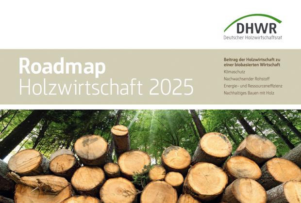 """Roadmap """"Holzwirtschaft 2025"""" an Bundesminister Christian Schmidt"""