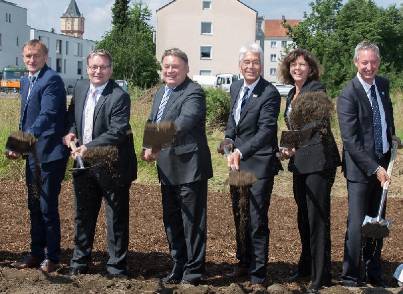 Bundesweites Vorzeigeprojekt für Nachwachsende Rohstoffe entsteht in Straubing