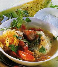 Sauerkraut-Maronen-Eintopf