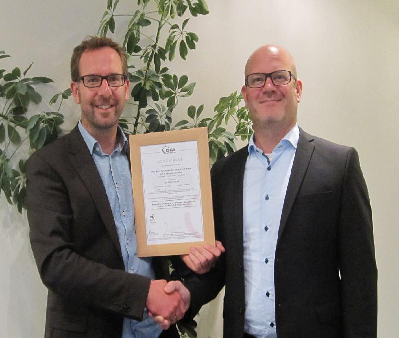 Neuer Anbieter für PEFC-Gruppenzertifizierungen: Zertifizierungsgruppe Druck, Holz, Papier