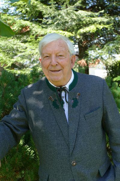 Rudolf Dimpflmeier 90 Jahre