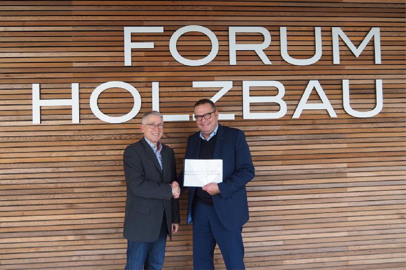 Deutsche Säge- und Holzindustrie Bundesverband eröffnet Regionalvertretung in Ostfildern