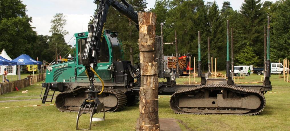 Niederländische Forstmaschinen-Meisterschaften